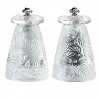 Peugeot Peugeot Set of Salt and Pepper Mill LALIQUE-20