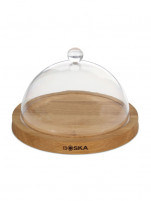 Boska Boska Cheese Board Oak With Dome-20