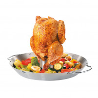 Gefu Gefu Chicken roaster and vegetable wok-20
