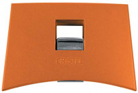 Cristel Cristel Removable side handles MUTINE orange-20