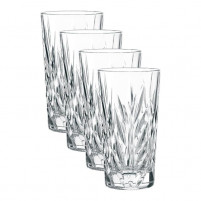 Nachtmann Nachtmann Set of 4 Longdrink Glass IMPERIAL-20
