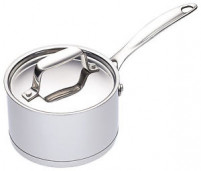 Kitchencraft Kitchencraft Lidded Saucepan 9cm-20