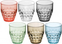 Guzzini Guzzini TIFFANY Set of 6 low tumblers-20