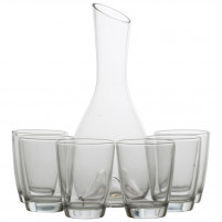 Riera Riera Decanter + 6 glasses-20