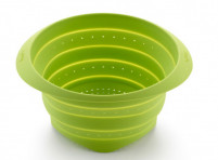 Lekué Lekué Green Collapsible colander 2L-20