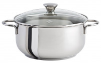 Cristel Cristel COOKWAY MASTER Stewpan + lid-20