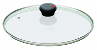 Cristel Cristel Cookway Two Glass Lid & Bakelite Knob 26cm-20