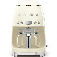 SMEG SMEG Drip Filter Coffee Machine Cream-20