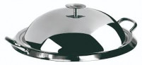 Cristel Cristel COMPLEMENTS Stainless Steel Grill 34cm with lid-20