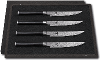 KAI KAI SHUN DAMASCO Steak Knife Set-20