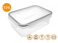 Vin Bouquet Vin Bouquet Hermetic Food Container 0.24L-20