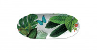 Touch Mel Touch Mel Oval Tray Floral YORK-20