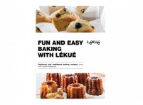 Lekué Lekué Book FUN AND EASY BAKING WITH LÉKUÉ-20