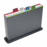 Joseph Joseph Joseph Joseph Index Chopping Board Set Graphite-20