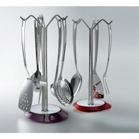 Bugatti Bugatti Red Set 5 pcs kitchen tools GLAMOUR-20
