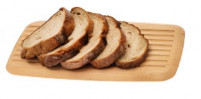 Ecplus Ecplus Beech wood Cutting board for bread-20