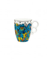 Billy the artist Billy the artist Taza de Porcelana Celebration Deep Sea-20