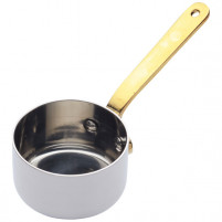 Kitchencraft Kitchencraft Stainless Steel Saucepan 6,5cm-20