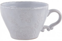 Kitchencraft Kitchencraft Embossed Cup and Saucer-20