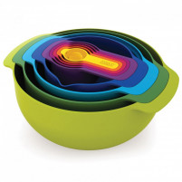 Joseph Joseph Joseph Joseph Set 9 pieces NEST-20