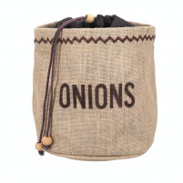 Kitchencraft Kitchencraft Natural Elements Eco-Friendly Onion Jute Sack-20