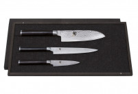 KAI KAI SHUN DAMASCO Knife Set DMS-310-20