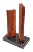 KAI KAI ACCESSORY Knife Block Granite / walnut 5P-20