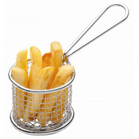 Kitchencraft Kitchencraft Mini round Frying basket 8.5cm-20
