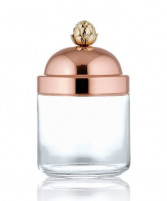 Ruffoni Ruffoni Kitchen Jar with Copper Lid 0,75L-20
