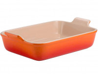 Le Creuset Le Creuset Flame Rectangular Tray-20