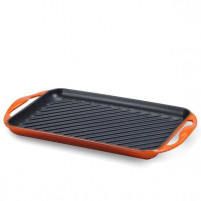 Le Creuset Le Creuset Flame Rectangular Grill-20