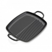 Le Creuset Le Creuset Matt Black Rectangular Evolution Grill-20