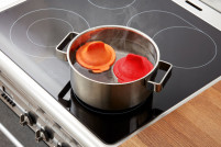 Lekué Lekué Poached Egg Cookers Set of 2 Red-20