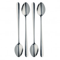 Kitchencraft Kitchencraft Set 4 coffee spoons-20