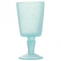 Memento Memento Wine glass LIGHT BLUE-20