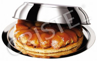 Cristel Cristel COMPLEMENTS Stainless Steel Non Stick Cake Tin with Tray 24cm-20