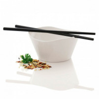 Berghoff Berghoff Set of 2 Bowl with chop sticks ECLIPSE-20