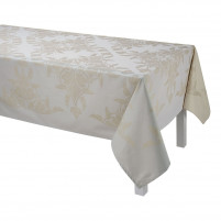 Le Jacquard Francais Le Jacquard Francais Coated Tablecloth Syracuse Dolce (PRICE PER METER)-20