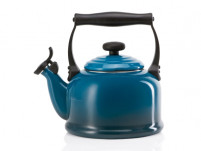 Le Creuset Le Creuset Deep Teal Tradition Kettle-20