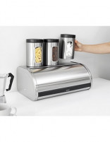 Ecplus Ecplus Bread bin with sliding lid-20