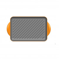 Le Creuset Le Creuset Volcanic Rectangular tradition grill-20