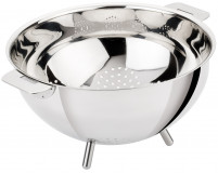 Cristel Cristel COMPLEMENTS Colander for removable handles 24cm-20