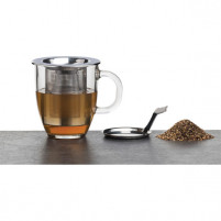 Kitchencraft Kitchencraft Glass Mug for infusions-20