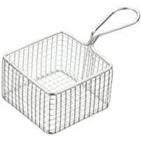 Kitchencraft Kitchencraft Mini square Frying basket 9,5 x 6cm-20