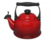 Le Creuset Le Creuset Cherry Tradition Kettle-20