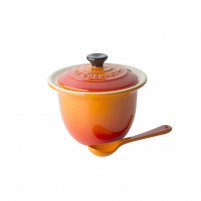 Le Creuset Le Creuset Jar with volcanic spoon-20