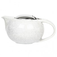 Cristel Cristel White cracked Tea Pot SATURNE 0,30 Litres-20
