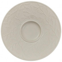 VILLEROY & BOCH VILLEROY & BOCH Caffè Club Floral Touch of Smoke Plate for Coffe Cup-20