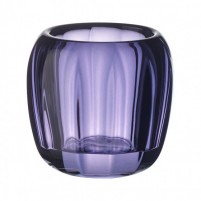 VILLEROY & BOCH VILLEROY & BOCH Coloured DeLight Purple Candleholder-20