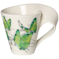 VILLEROY & BOCH VILLEROY & BOCH NewWave Caffè Deep green hairstreak Coffe Mug-20